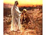 Иисус и прокаженный
